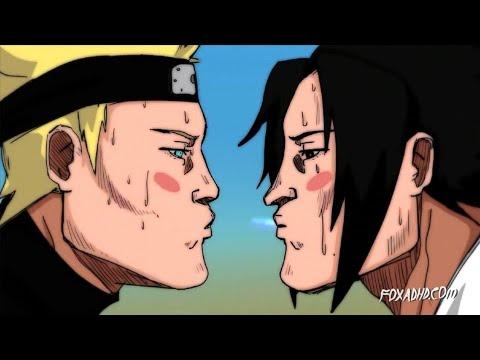 Anime Boruto tung visual cực chất về arc Otsutsuki Thức Tỉnh, các fan chuẩn bị được xem cảnh Sasuke bị đâm chột mắt - Ảnh 3.