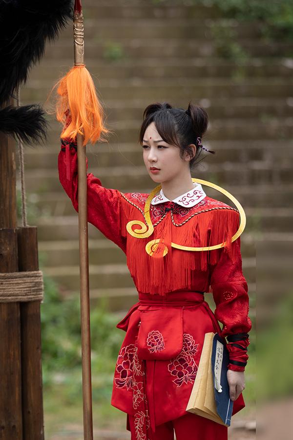 Dân tình náo loạn trước nhan sắc của nàng Nhện tinh trong Tây Du Ký phiên bản 2021 - Ảnh 9.