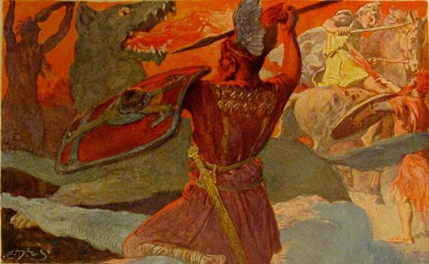Ragnarok – Trận chiến tận thế trong thần thoại Bắc Âu diễn ra như thế nào? - Ảnh 4.