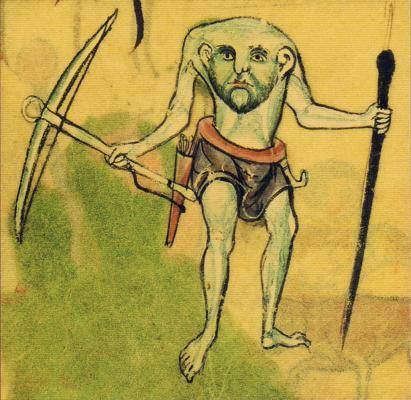 Acephali: Bộ tộc không đầu kỳ dị thời Hy Lạp cổ đại, ai nhìn cũng khiếp vía - Ảnh 4.