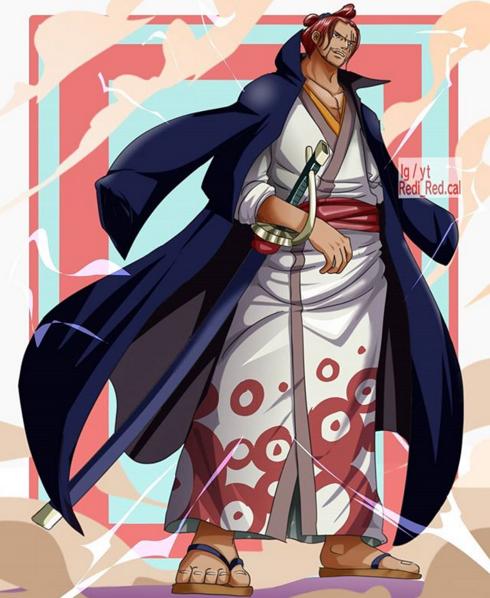 One Piece: Bí mật về cuộc trao đổi ngầm giữa Shanks và Kaido trước đại chiến Marineford dường như được hé lộ tại chap 1016? - Ảnh 2.