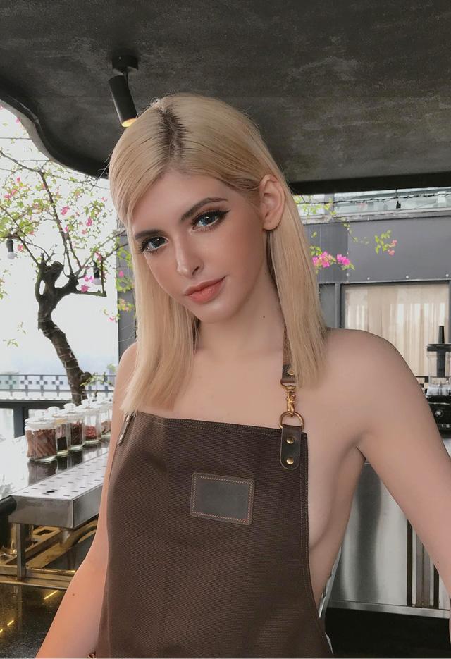 Đăng ảnh nội y khoe đôi gò bồng đảo đầy đặn, hot girl Andrea Aybar bất ngờ dính nghi án hack cheat vòng một - Ảnh 7.