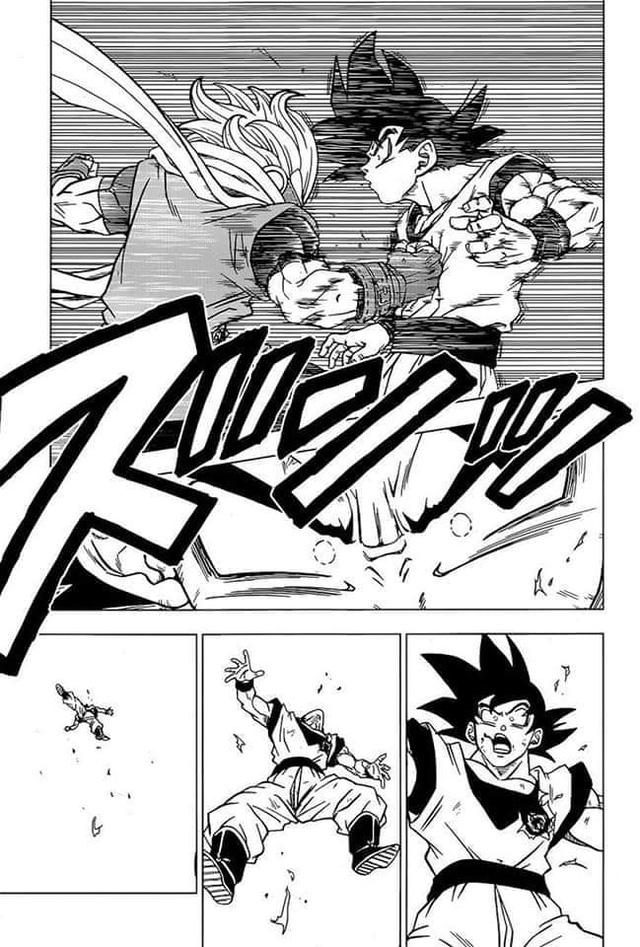 Dragon Ball Super: Hé lộ khả năng đặc biệt của Granolah, kẻ mang danh chiến binh mạnh nhất vũ trụ vừa cho Goku ăn hành ngập mặt - Ảnh 1.
