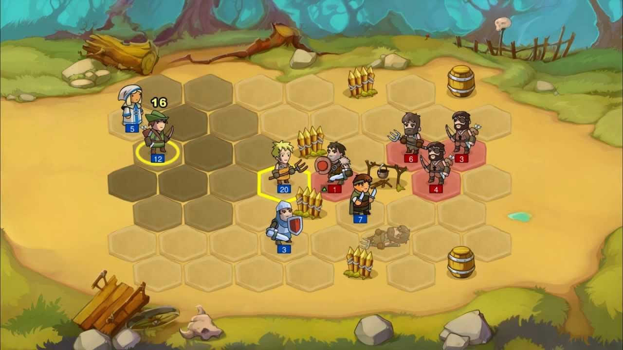 Braveland Wizard có gì mà khiến dân nghiền chiến thuật trở nên mê mẩn?