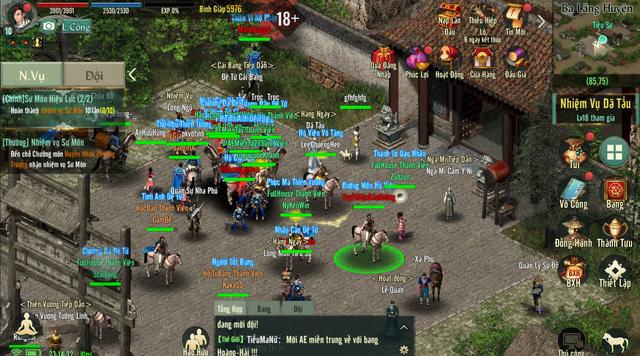 4 tựa game MMORPG lẫy lừng từ các NSX rồng phượng đã ra mắt tính tới tháng 6/2021 - Ảnh 4.