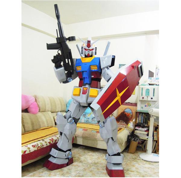 Xuất hiện bộ giáp mô phỏng Gundam phiên bản đời thực, người thường có thể mặc vào là hóa robot như trong phim - Ảnh 6.