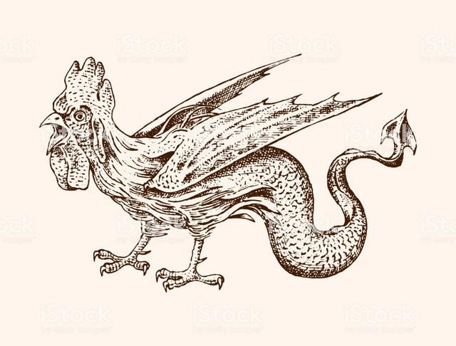 Những điều chưa biết về Basilisk, loài tử xà quái vật tàn sát nhân loại chỉ bằng ánh nhìn - Ảnh 4.