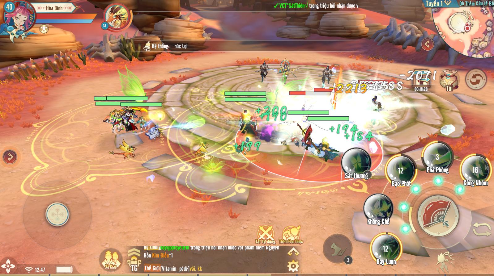 90% game mobile nhập vai trên thị trường đều lép vế khi đứng trước Tuyệt Kiếm Cổ Phong - Ảnh 2.