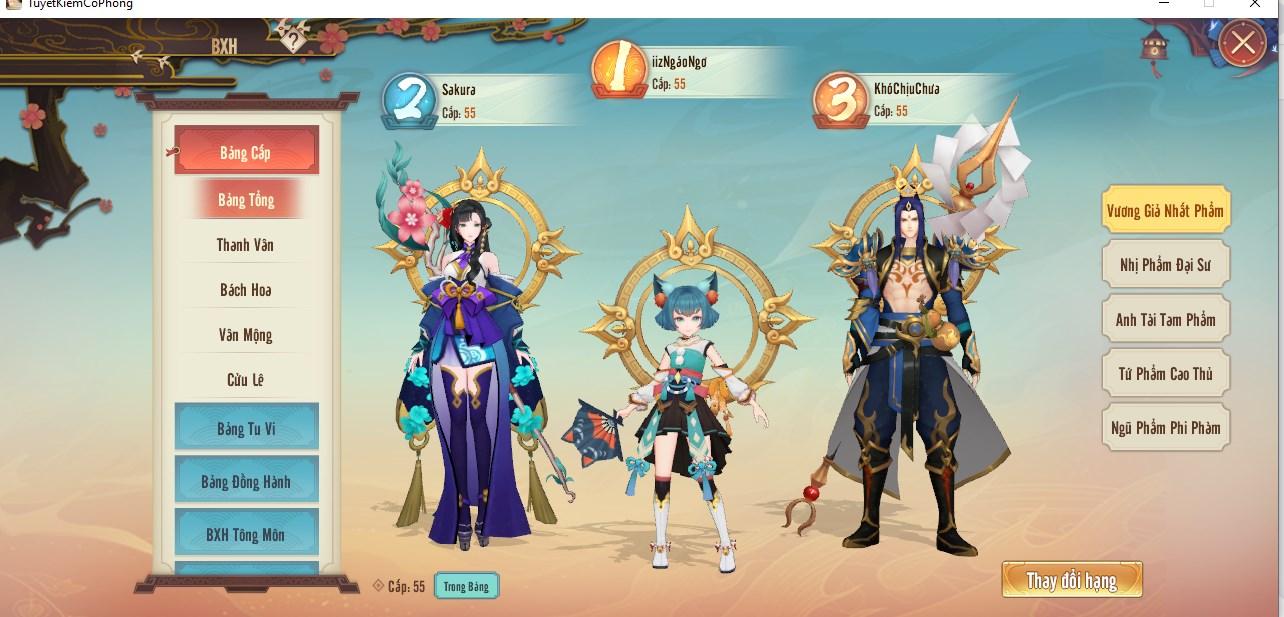 90% game mobile nhập vai trên thị trường đều lép vế khi đứng trước Tuyệt Kiếm Cổ Phong - Ảnh 10.