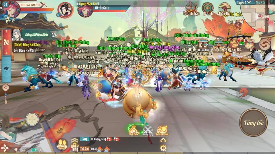 90% game mobile nhập vai trên thị trường đều lép vế khi đứng trước Tuyệt Kiếm Cổ Phong - Ảnh 24.