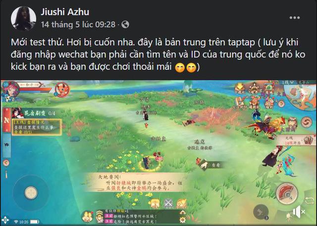 U mê Tuyệt Kiếm Cổ Phong không lối thoát, game thủ Việt nô nức lập bang, tuyển thành viên chờ ngày ra mắt - Ảnh 8.