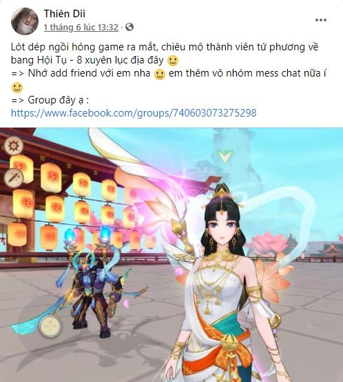 U mê Tuyệt Kiếm Cổ Phong không lối thoát, game thủ Việt nô nức lập bang, tuyển thành viên chờ ngày ra mắt - Ảnh 18.