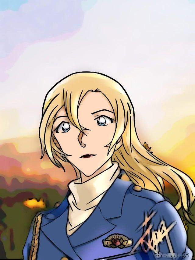 Conan chap 1075 sẽ chứng kiến câu chuyện tình yêu của nữ thần gió Hagiwara Chihaya và chàng thanh tra tốt bụng - Ảnh 1.