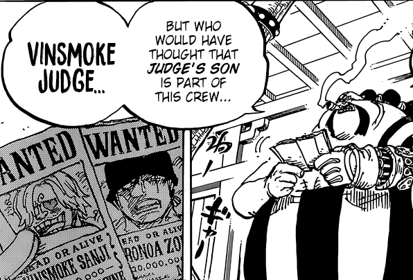 One Piece: Cha của Sanji và gia đình Germa 66 sẽ tới Wano để hỗ trợ anh chàng tóc vàng đánh bại Queen? - Ảnh 3.