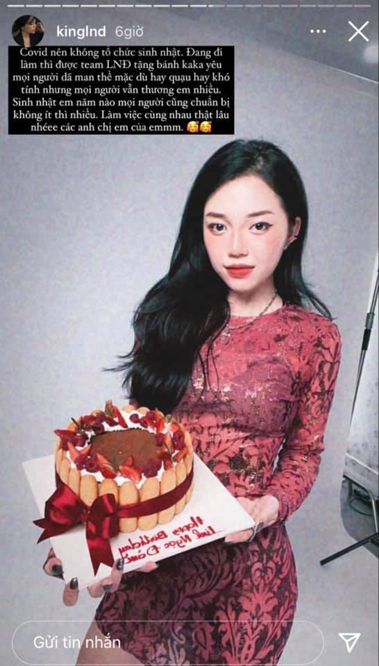 """Không ngừng nỗ lực, hội bạn thân của Linh Ngọc Đàm lại """"đồng khởi"""" làm điều này trong dịp sinh nhật nữ streamer - Ảnh 5."""