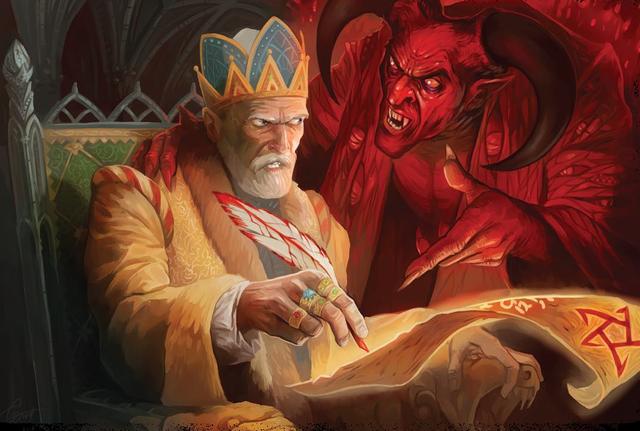 Asmodeus: Hoàng tử địa ngục khét tiếng tàn độc, sát hại cả 7 đời chồng của crush - Ảnh 2.