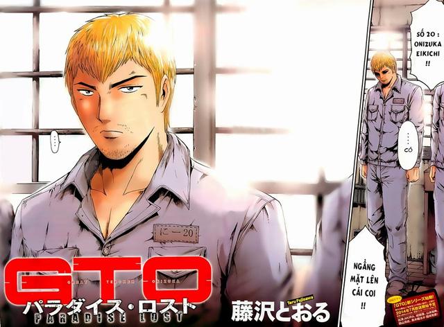 GTO: Paradise Lost là manga cuối cùng về thầy giáo huyền thoại Onizuka, tạm biệt tuổi thơ của nhiều độc giả - Ảnh 1.