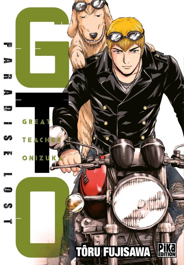 GTO: Paradise Lost là manga cuối cùng về thầy giáo huyền thoại Onizuka, tạm biệt tuổi thơ của nhiều độc giả - Ảnh 2.