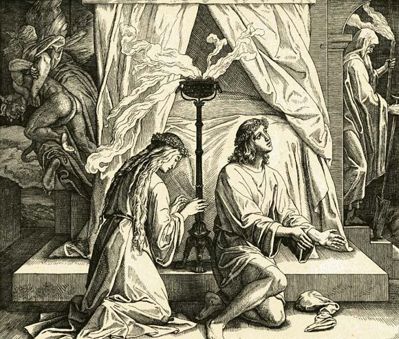 Asmodeus: Hoàng tử địa ngục khét tiếng tàn độc, sát hại cả 7 đời chồng của crush - Ảnh 3.