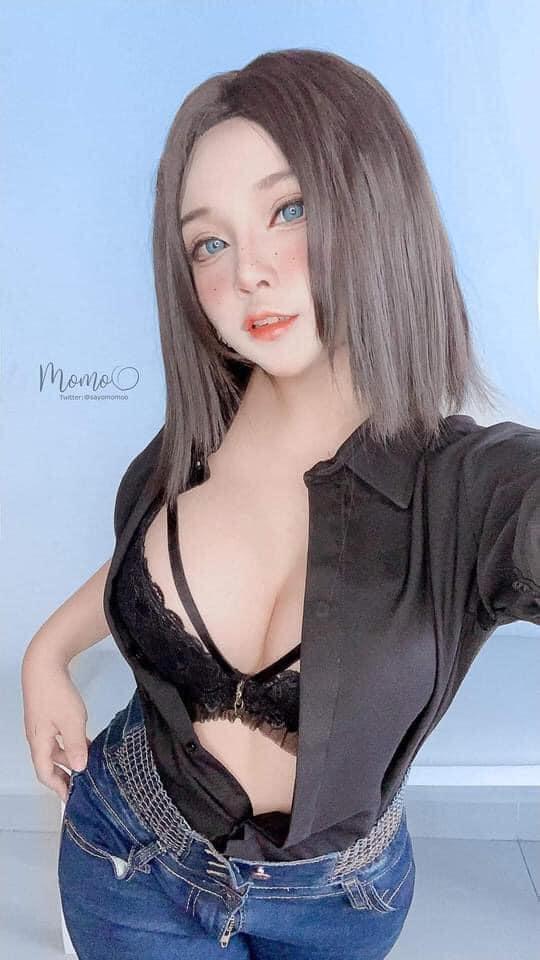 Nữ trợ lý ảo của Samsung trở thành tiêu điểm với hàng loạt pha biến thân 18+ khoe thân nóng bỏng - Ảnh 4.