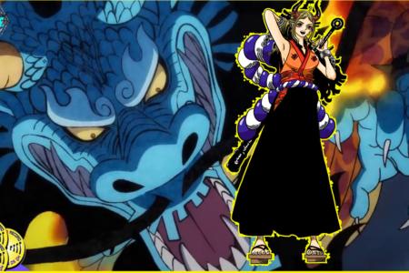 Spoil nhanh One Piece chap 1016: Thánh Usopp túm gọn Bao Huang cho Tama thể hiện sức mạnh - Ảnh 2.