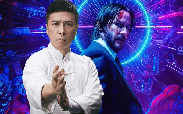 John Wick 4 bắt đầu bấm máy, kèo đấu tay đôi giữa Chân Tử Đan với Keanu Reeves chính thức được chốt - Ảnh 2.