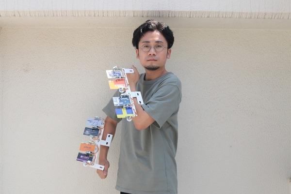 Cuồng Yugi Oh quá đà, nam game thủ tự tay làm hẳn máy ném bài hiện đại như Kaiba, nhưng lại để làm việc khó đỡ - Ảnh 4.