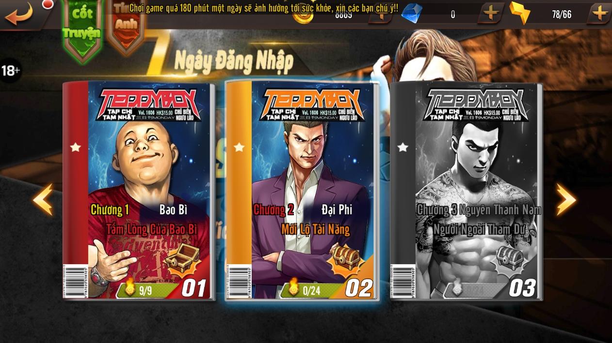Người Trong Giang Hồ chính thức ra mắt, tặng combo quà cực xịn sò cho toàn bộ game thủ! - Ảnh 5.
