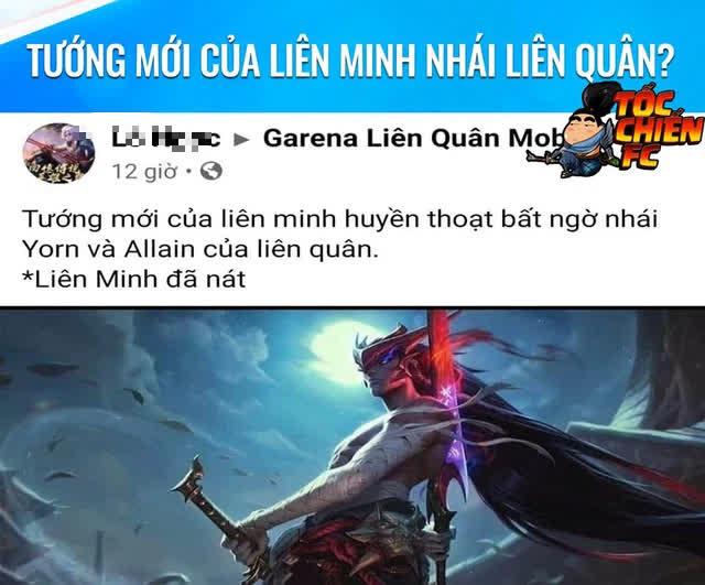 Akshan LMHT chưa ra đã bị game thủ Liên Quân tố đạo nhái, ăn cắp ý tưởng nhiều tướng của game MOBA quốc dân - Ảnh 6.