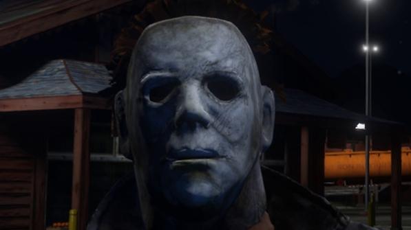 Zombie, Slender Man và những skin rùng rợn nhất của GTA mà các game thủ từng tạo ra trong quá khứ - Ảnh 1.