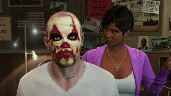 Zombie, Slender Man và những skin rùng rợn nhất của GTA mà các game thủ từng tạo ra trong quá khứ - Ảnh 6.