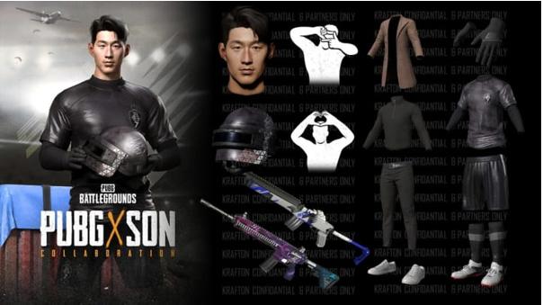 Theo trend bóng đá, PUBG sắp ra mắt cập nhật mới, hứa hẹn sẽ có skin Son Heung-min làm nức lòng fan châu Á - Ảnh 3.