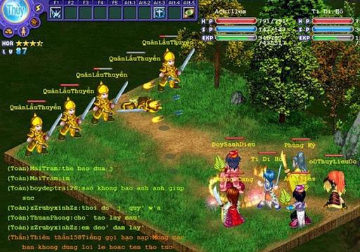 Võ Lâm Truyền Kỳ, Gunbound, MU Online và những tựa game được gắn mác khai quốc công thần của làng game Việt (p1) - Ảnh 4.