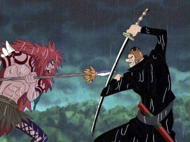 One Piece: Những dự báo gây kinh ngạc về Thần Mặt Trời Nika được Oda nhá hàng trong arc Skypiea - Ảnh 7.