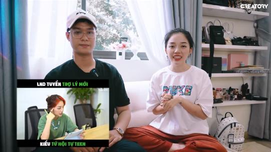 Khoe trợ lý mới, Linh Ngọc Đàm tiết lộ lý do không muốn tuyển nữ - Ảnh 2.