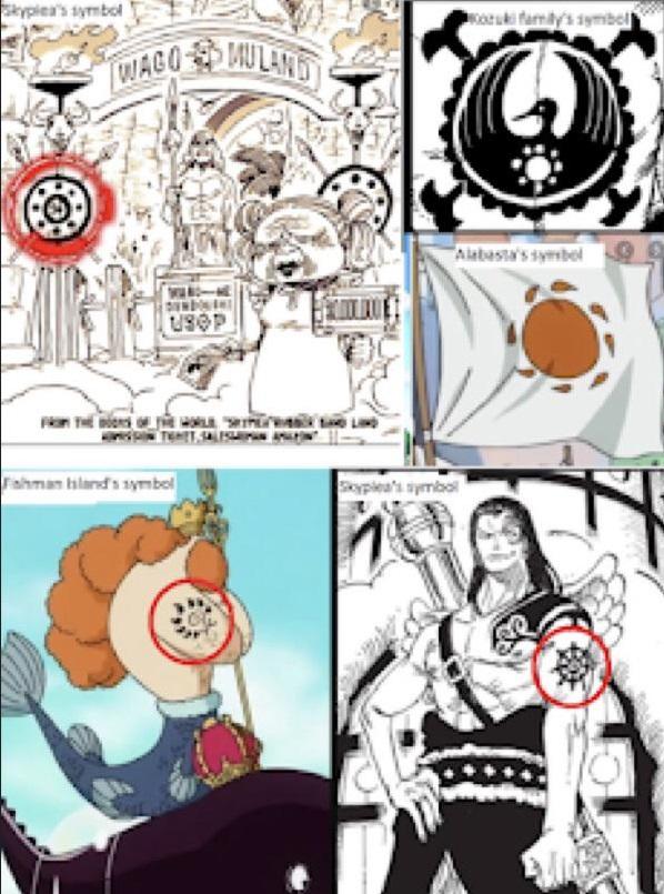 One Piece: Toàn bộ những lần xuất hiện của Thần Nika và Mặt Trời trong suốt series, đúng chỉ có thánh Oda mới thâm sâu được đến thế này - Ảnh 3.