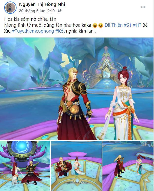 Tích hợp MXH, thậm chí là Tinder vào game: Xu hướng chung của TOP game thế giới dần bành trướng tại Việt Nam - Ảnh 11.