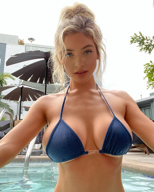 Bị nghi hack cheat vòng một, hot girl gây sốc khi mời hẳn bác sĩ thẩm mỹ tới, lên sóng nắn bóp để chứng minh hàng real - Ảnh 6.