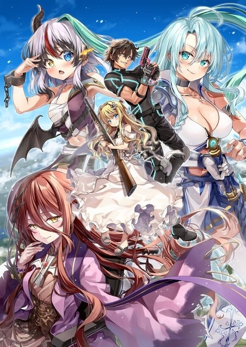 Top 5 Anime giả tưởng hấp dẫn nhất mùa xuân năm 2021, cuốn ngay từ những tập đầu tiên - Ảnh 4.