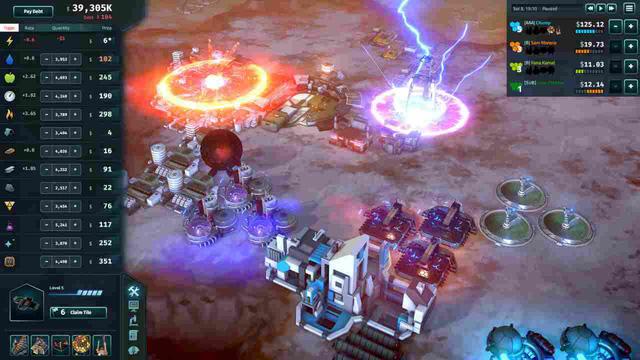 Chinh phục và khám phá vũ trụ với game miễn phí Offworld Trading Company - Ảnh 1.