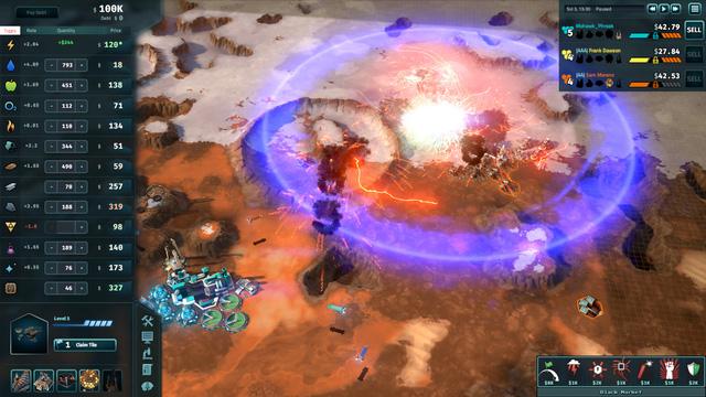 Chinh phục và khám phá vũ trụ với game miễn phí Offworld Trading Company - Ảnh 2.
