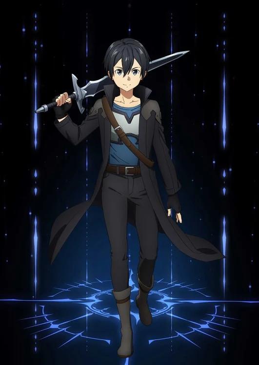 Siêu phẩm anime Sword Art Online: Progressive công bố 2 visual mới, thêm 1 cô nàng bí ẩn đồng hành cùng Kirito - Ảnh 4.