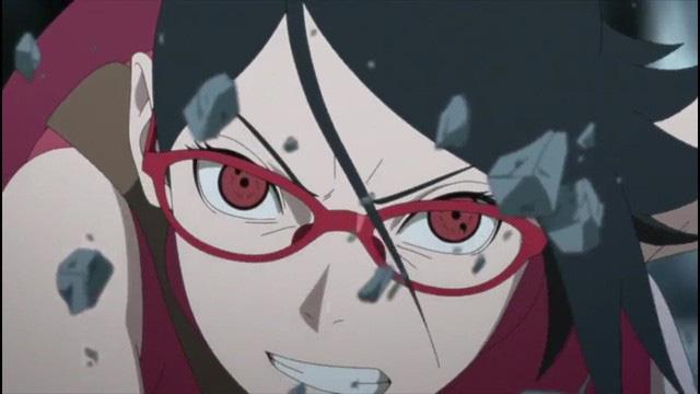 Boruto: Bật chế độ 3 tomoe trong manga thế nhưng lặn mất tăm trong anime, Sharingan của Sarada Uchiha sẽ như thế nào? - Ảnh 1.