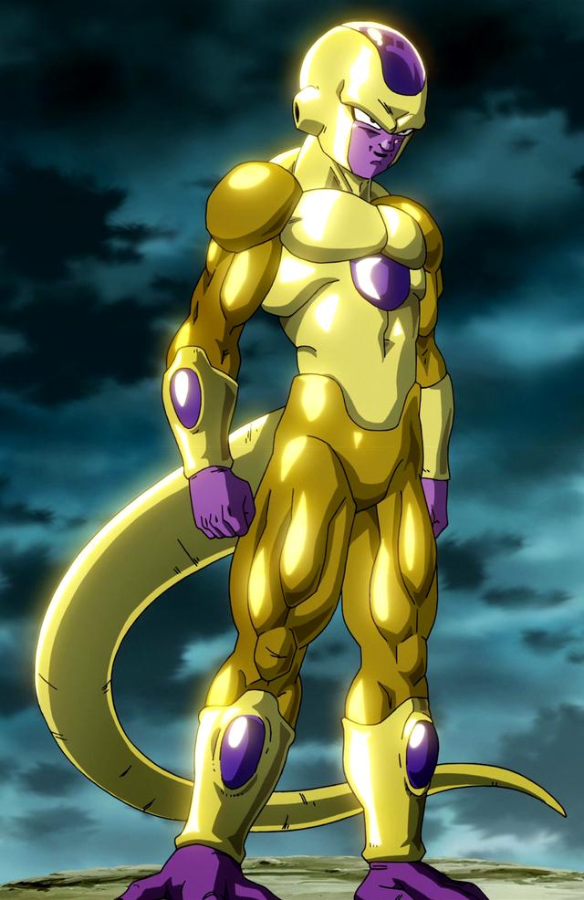 Dragon Ball: Sức mạnh không thua kém gì em trai Frieza, nhưng vì sao Cooler chưa được bật Golden Form? - Ảnh 2.