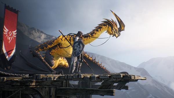 10 tựa game cho phép bạn chiến đấu với rồng khổng lồ (phần 1) - Ảnh 3.