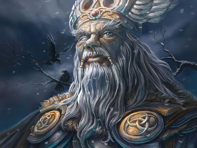 Odin: Những điều chưa kể về vị thần hùng mạnh nhất trong Thần thoại Bắc Âu - Ảnh 3.