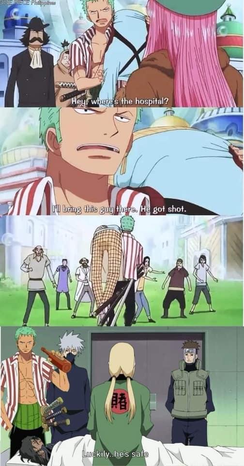 Cuối tuần cười bể bụng với loạt ảnh chế One Piece, thế mới thấy các fan bắt trend rất nhanh - Ảnh 17.