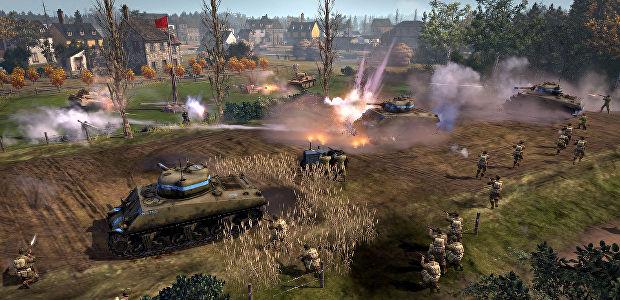 Game huyền thoại Company of Heroes 2 đang giảm giá chỉ bằng 3 cốc trà đá - Ảnh 1.