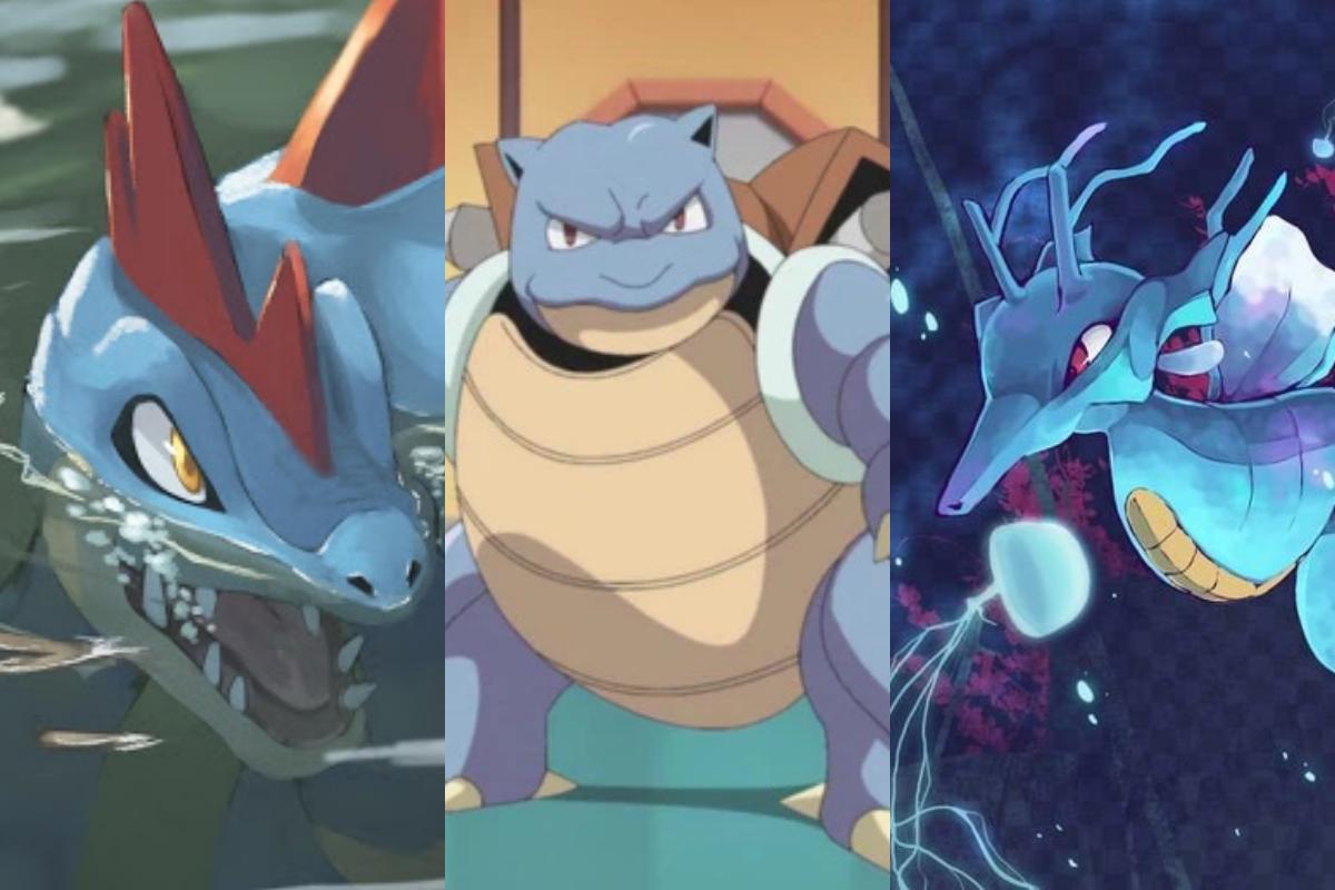Loạt 6 Pokémon hệ nước nổi tiếng bậc nhất từ trước tới nay - VNReview Tin  mới nhất