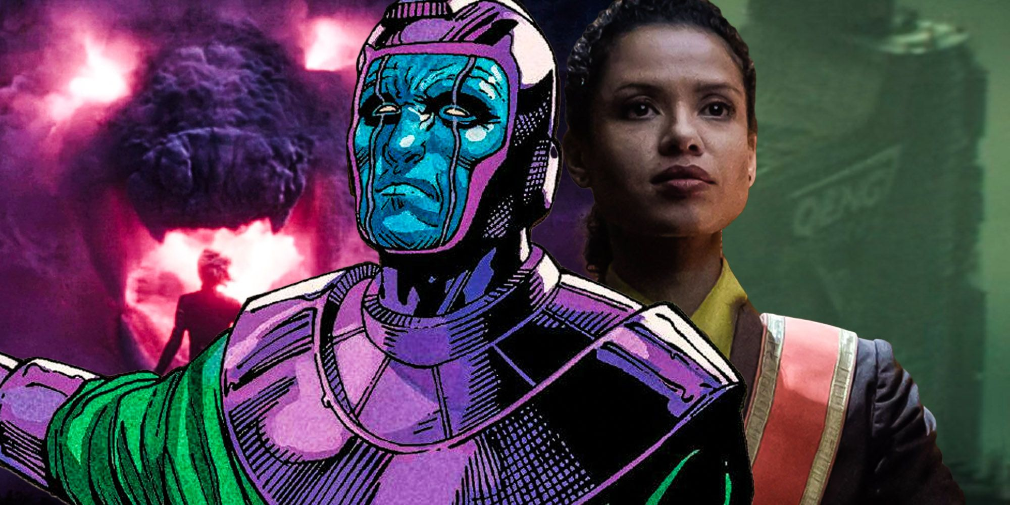 Top 7 phiên bản của phản diện nổi tiếng Nathaniel Richards - Kang The Conqueror trong vũ trụ Marvel - Ảnh 4.